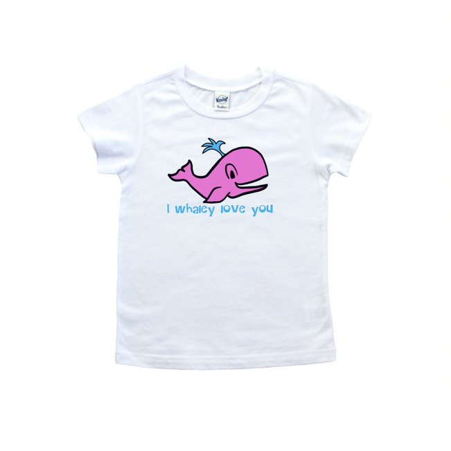 I Whaley Love You T Shirt