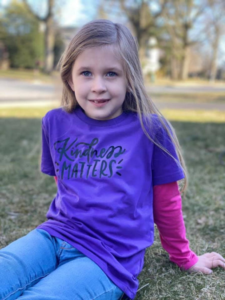 Kindness Matters T Shirt