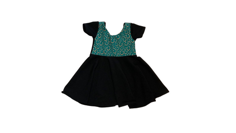 Lucky Horseshoes Twirl Dress
