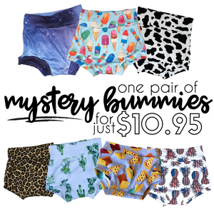 Mystery Bummies $10.95 Sale Price In Cart At Checkout