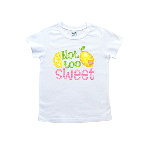 Not Too Sweet Lemon T Shirt