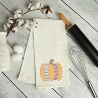 Patchy Pumpkin Kitchen Towel