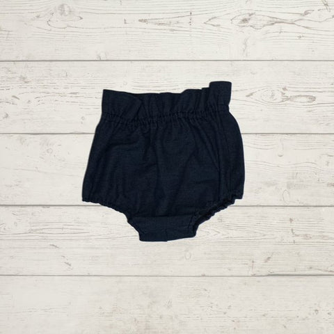 Solid Black Bloomers