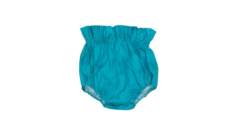 Turquoise Bloomers