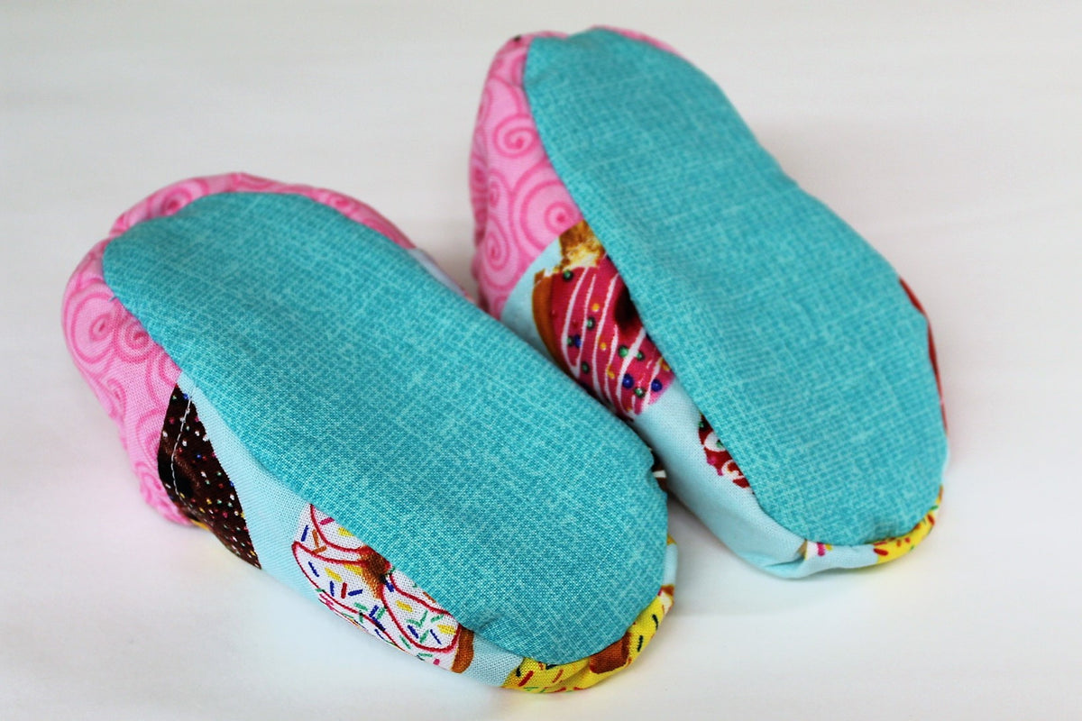 Donuts Baby Shoes | The Nerdy Birds