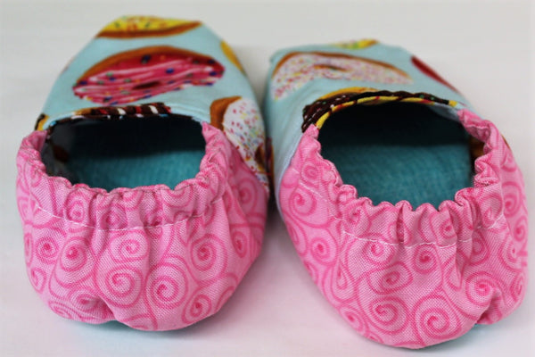 Donuts Baby Shoes