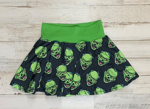 Frankenstein Skirted Bummies