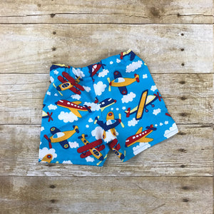 Just Plane Cute shorts outfit, baby shorts outfit, baby shower gifts, airplanes onesie and shorts