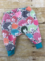Hedgehug Anyone? Pants and Bodysuit infant jogger outfit