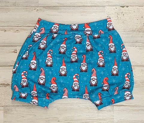 Santa Gnomes Shorties