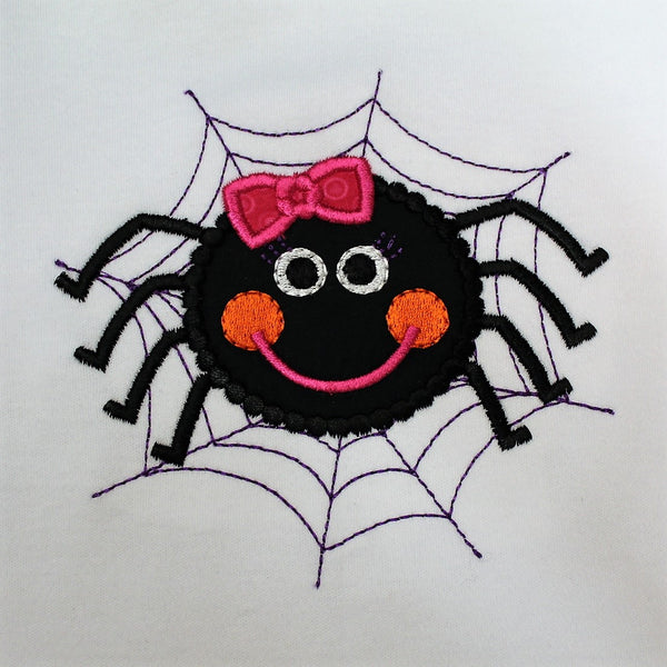 Spider Applique Shirt