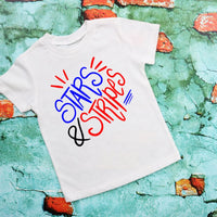 Stars & Stripes Tee shirt