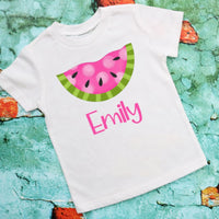 Personalized Watermelon Tee shirt