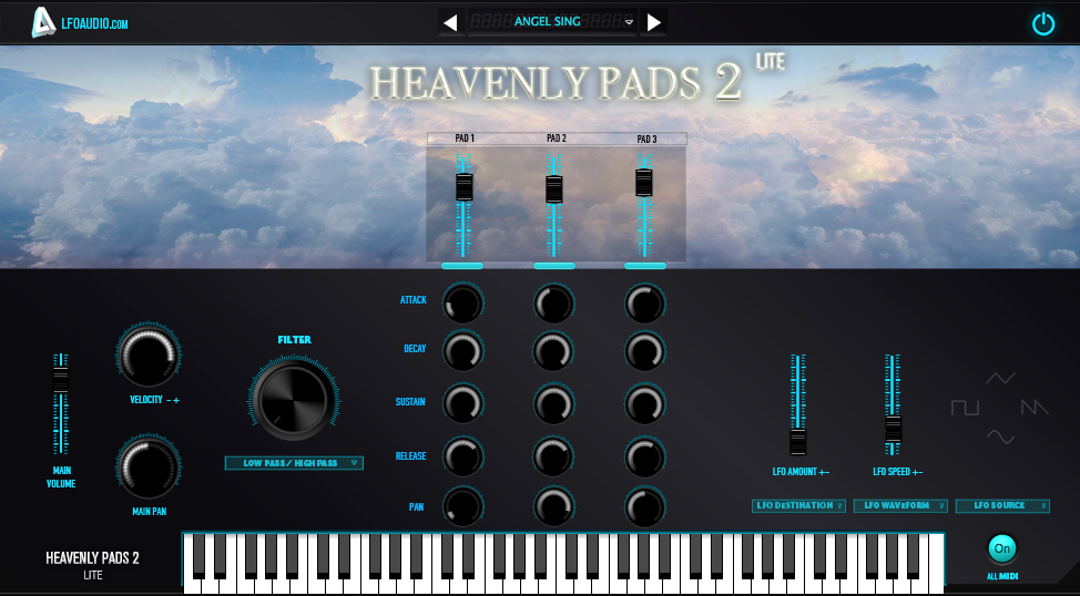 Heavenly Pads 2 Lite - FREE