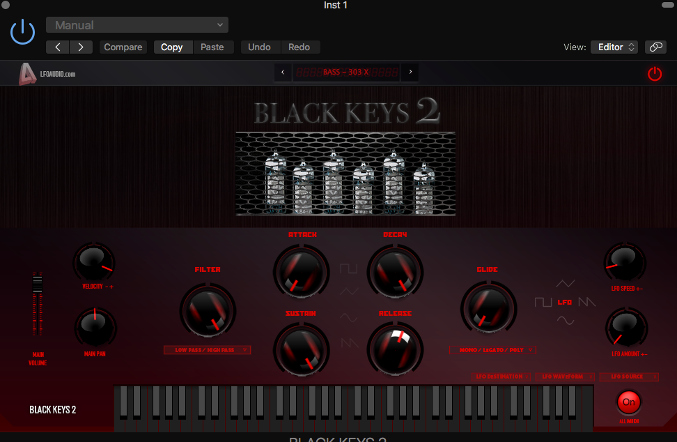 Black Keys 2 Lite FREE