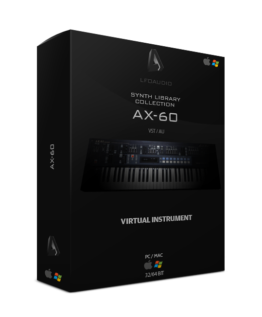 akai ax-60 ax-80 synth vst plugin sounds vintage analog