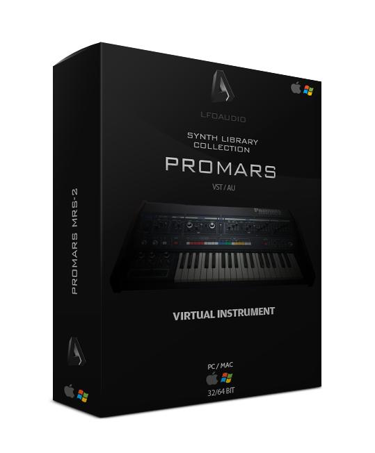 roland promars mrs-2 synth vintage analog plugin sounds