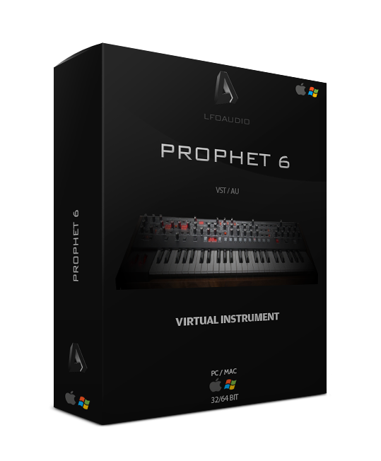 prophet 6 5 dave smith dsi sequential circuits vst plugin plug-in AU samples sounds vintage analog