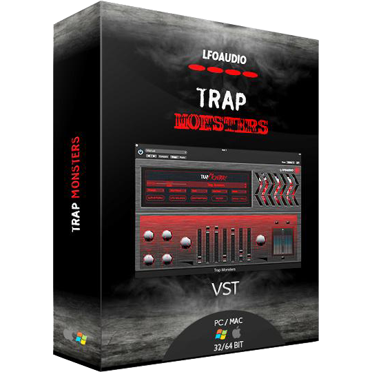 TRAP Monsters plugin sounds producer analog synth synthesizer