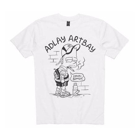 Adlay Artbay (Black & White)