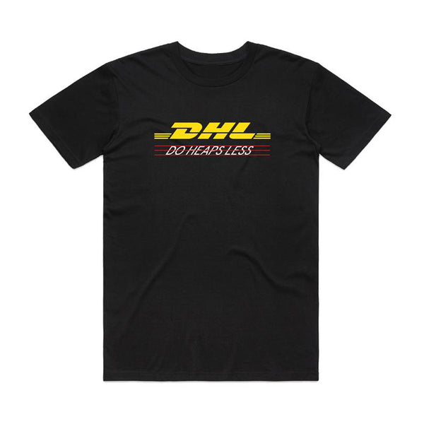 Do Heaps Less Tee (Black)