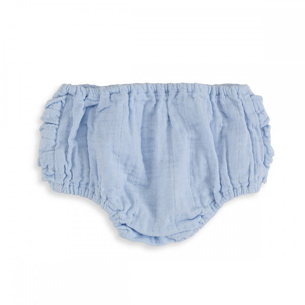 Ruffle bloomer (night sky blue)