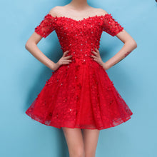 2017 Homecoming Dress Sexy A-line Straps Short Prom Dress Party Dress JK008