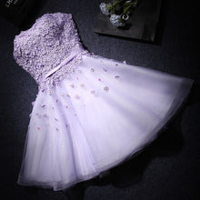 2017 Homecoming Dress Sexy A-line Straps Short Prom Dress Party Dress JK009