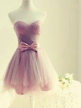 2017 Homecoming Dress Sexy A-line Strapless Short Prom Dress Party Dress JK023