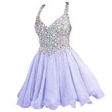 2017 Homecoming Dress V-neck Sexy Short Prom Dress Party Dress JK122