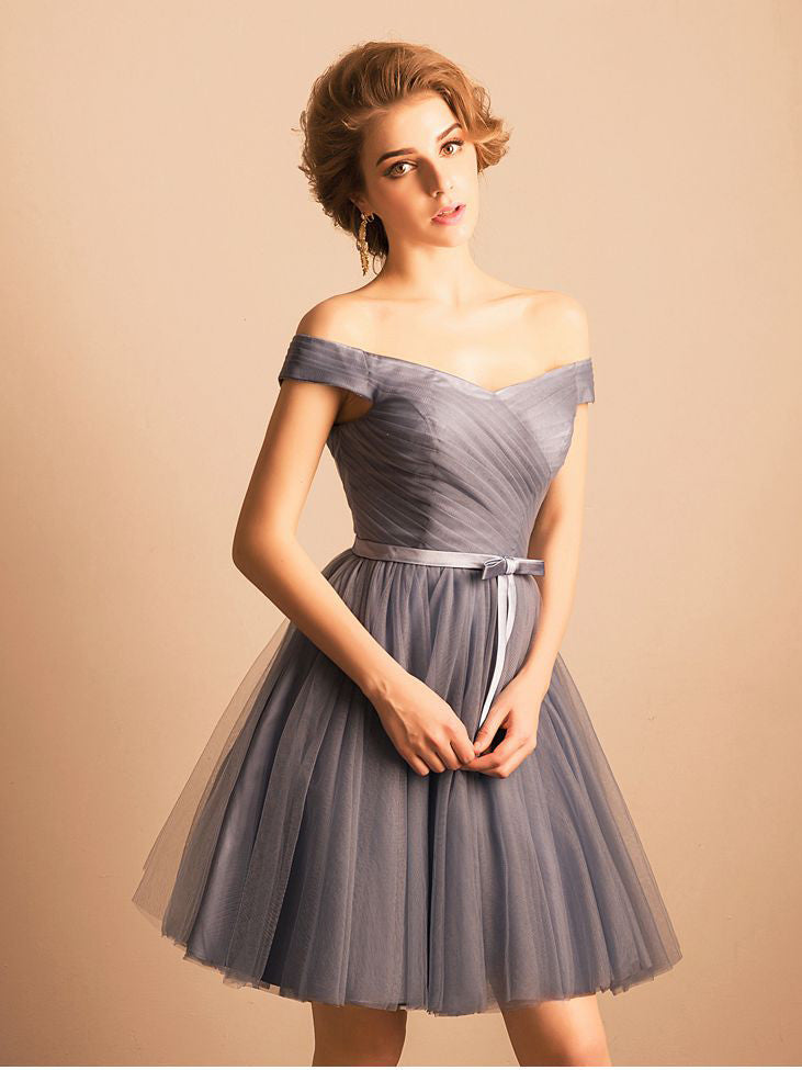 Homecoming Dresses with Ruffles