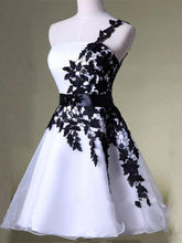 2017 Homecoming Dress Black Lace Lace-up Short Prom Dress Party Dress JK219
