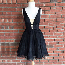 Little Black Dress Sexy Homecoming Dress Short Prom Dress Party Dress JK289