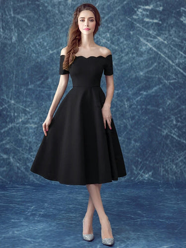 Sexy Homecoming Dress Little Black Dress Short Prom Dress Party Dress JK292