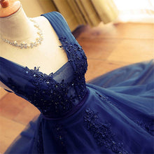 Beautiful Homecoming Dress Sexy Straps Dark Navy Short Prom Dress Party Dress JK341