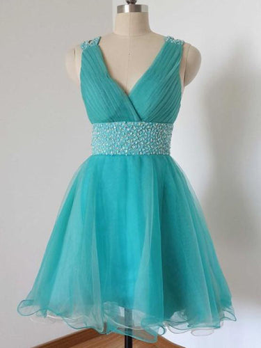Sexy Homecoming Dress Criss-Cross Straps Sequins Short Prom Dress Party Dress JK365