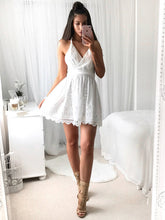 Sexy Fashion Homecoming Dress Criss-Cross Straps Short Prom Dress Party Dress JK425