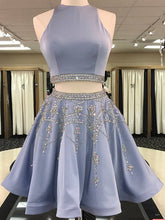 Two-piece homecoming dresses