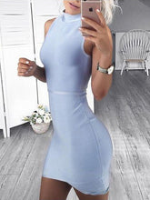 Cheap Homecoming Dresses Column Simple Short Prom Dress Sexy Party Dress JK641|Annapromdress