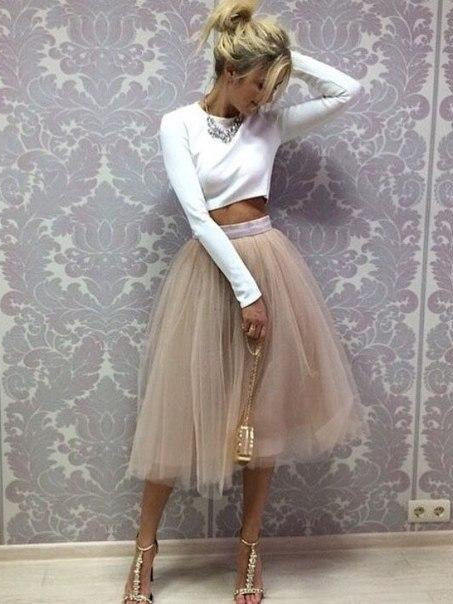 Two Piece Homecoming Dresses Simple Short Prom Dress Long Sleeve