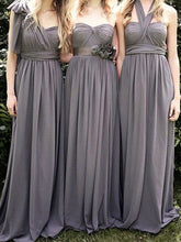 Long Bridesmaid Dresses Sweetheart Chiffon Ruffles Cheap Bridesmaid Dresses JKB033