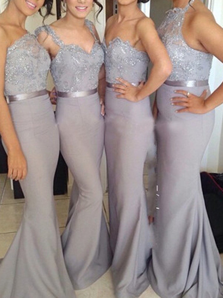 Sexy bridesmaid dresses trumpetmermaid short train lavender sexy bridesmaid dresses trumpetmermaid short train lavender bridesmai annapromdress ombrellifo Image collections