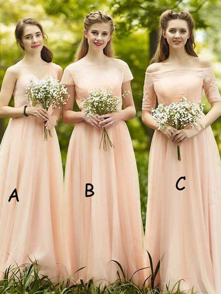 Cheap beautiful bridesmaid dresses off the shoulder long chiffon cheap beautiful bridesmaid dresses off the shoulder long chiffon bride annapromdress ombrellifo Choice Image
