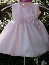 2017 Flower Girl Dresses Lace Pink Knee-length Bowknot Satin JKF035