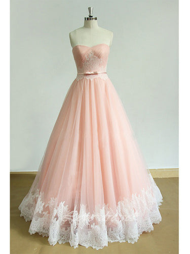 Beautiful Prom Dresses Sweetheart Floor-length Prom Dress/Evening Dress JKL073