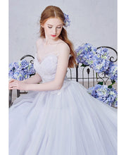 Beautiful Fairy Prom Dresses Sweetheart Sweep/Brush Train Prom Dress/Evening Dress JKL110