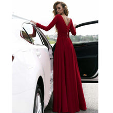 Sexy Prom Dresses A-lin Floor-length Long Prom Dress/Evening Dress JKL321