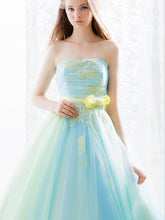 Beautiful Prom Dresses Sweetheart Short Train Colorful Prom Dress/Evening Dress JKL359