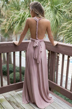 Cheap Prom Dresses A-line Straps Floor-length Sexy Prom Dress/Evening Dress JKL364