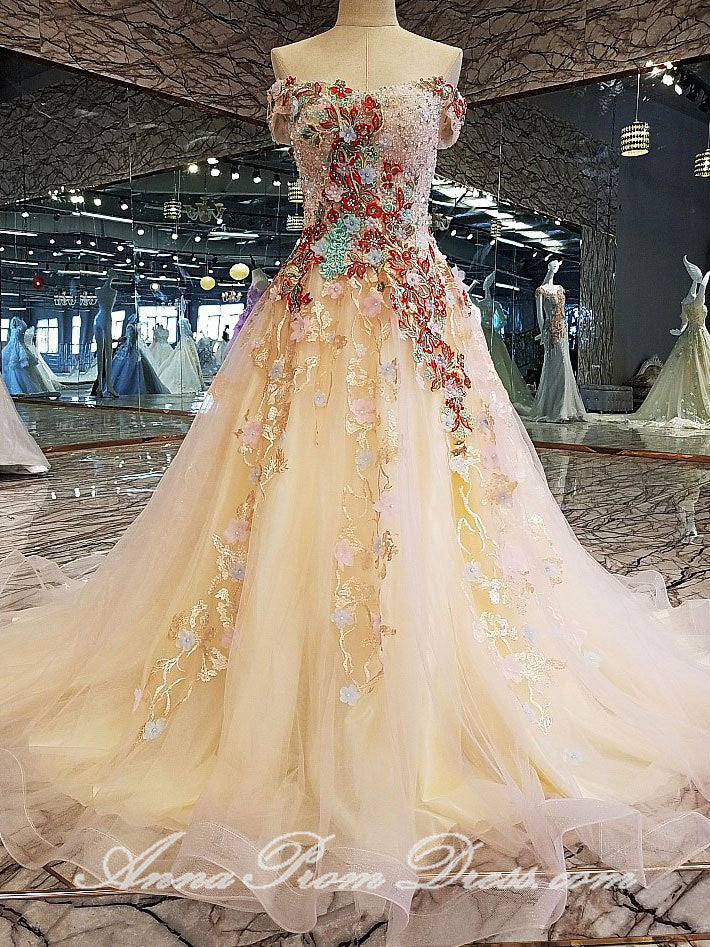 luxary prom dresses